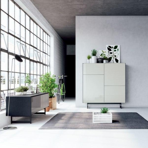 7 - Muebles - Salon-moderno